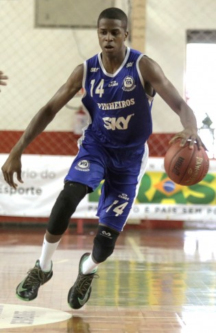 Georginho, George Lucas de Paula, Pinheiros, NBA Draft, prospect