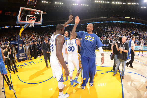 Green e Speights dão profundidade ao elenco do Warriors
