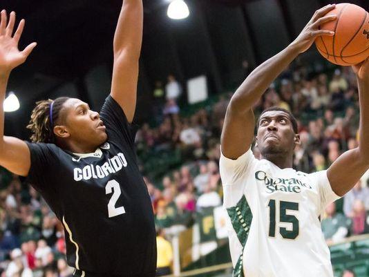 Em Colorado State, experiência de ter disputado o torneio nacional da NCAA em 2013: venceram Missouri na primeira rodada e foram eliminados pela eventual campeã Louisville na segunda etapa; o time teve a segunda melhor campanha da Mountain West Conference, atrás de New Mexico, acima da UNLV e de San Diego State