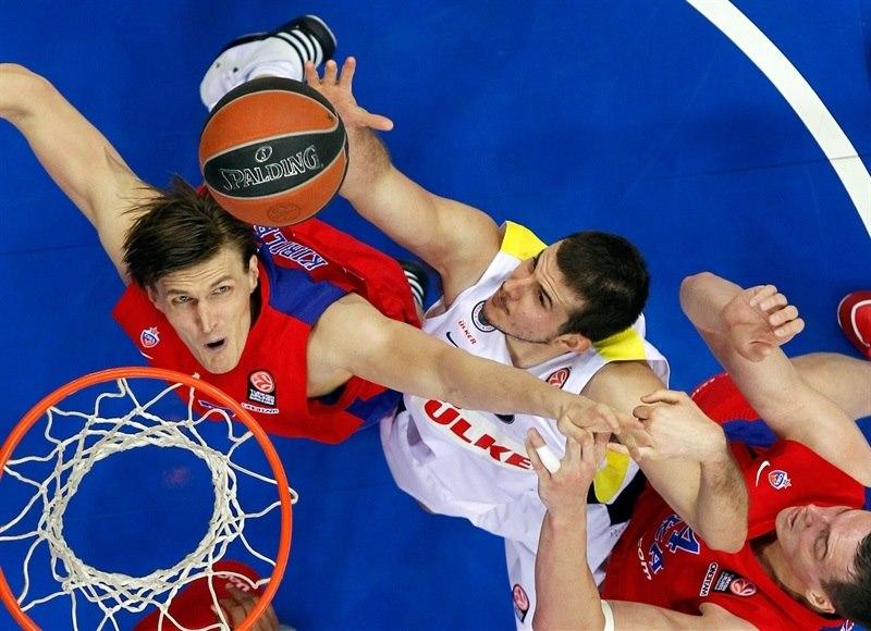 Andrei Kirilenko está de volta ao CSKA. Enferrujado que só