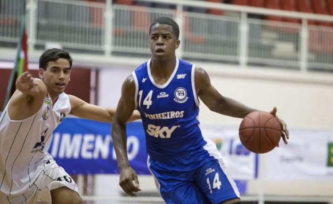 Georginho, Pinheiros, NBA draft, prospect, George Lucas Alves de Paula