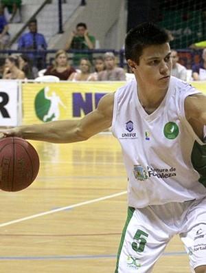 Davi Rossetto, Basquete Cearense