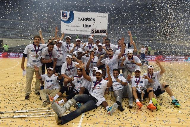 Bauru, Liga das Américas 2015, Rio
