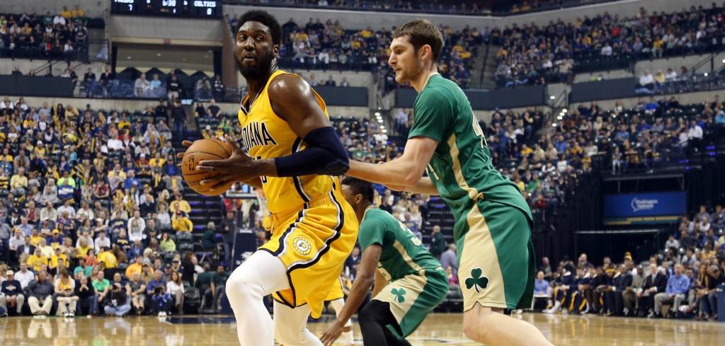 Enquanto a NBA mantém divisão Leste-Oeste, Pacers e Celtics têm chances