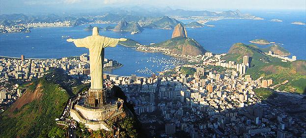 O Rio de Janeiro acolhe Magnano