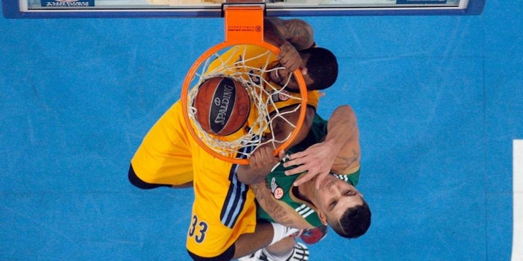 O Alba Berlin de Jamel McLean já bateu o Panathinaikos em sua 1ª final, na semana passada
