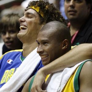 Varejão e Leandrinho, mais de 10 anos na liga