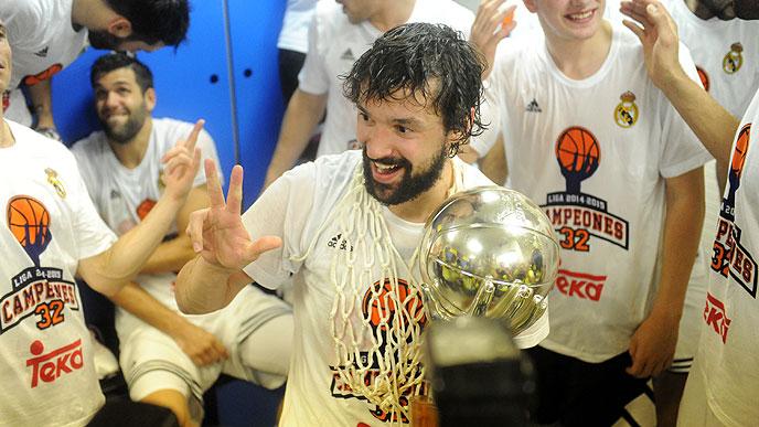 Llull, MVP das finais da Liga ACB pela primeira vez. De saída?