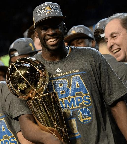 Ao sair de quadra, Draymond Green fez questão de relembrar como muitos lhe disseram que ele não teria a menor chance na NBA