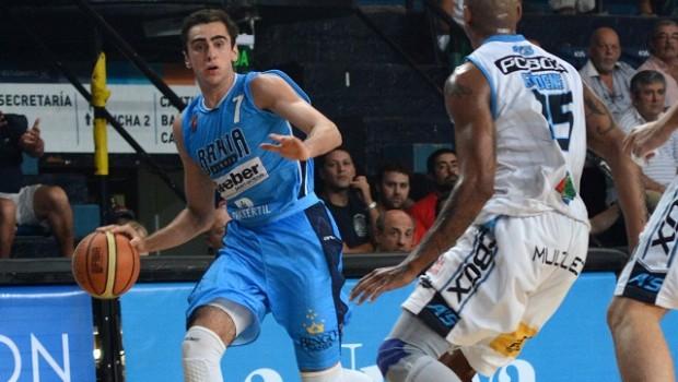 Vaulet, de volta ao basquete após 16 meses