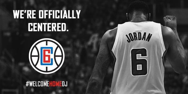 O Clippers tripudia ao anunciar renovação de DJ