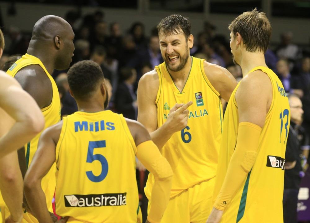 8d1cc216aa A Austrália vem aí. Restam 9 vagas para o basquete masculino do Rio 2016