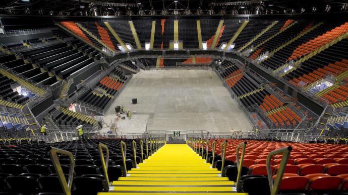 A Arena da Barra vai ter Brasil nas Olimpíadas, depois de R$ 9 milhões angariados
