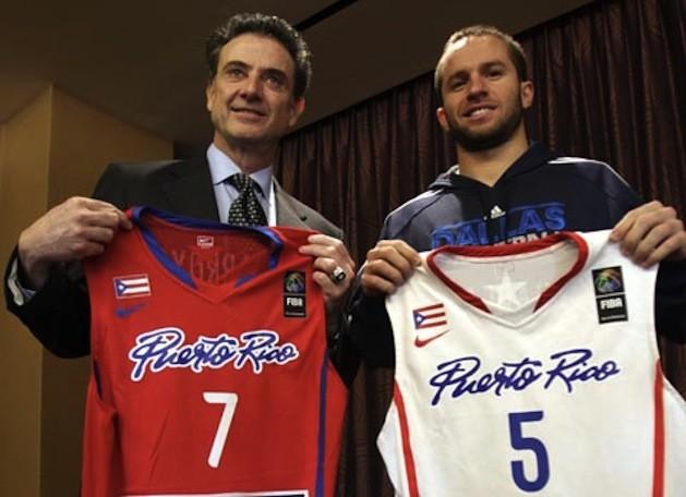 Pitino fechou com Barea em Porto Rico