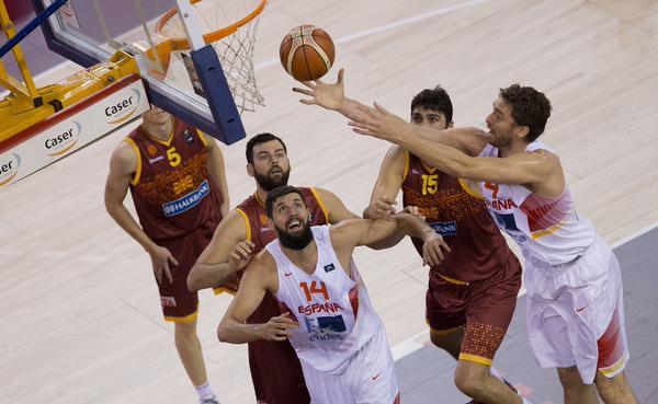A dupla do Bulls - e da Espanha
