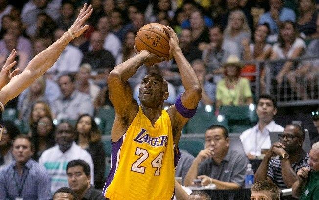 Kobe com os pés no chão. Melhor nos acostumarmos