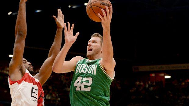 David Lee pode ajudar o Celtics, mas não era um alvo prioritário