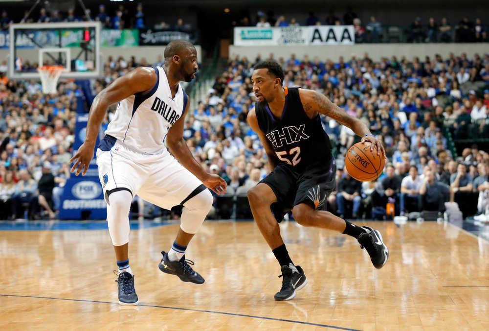 Jordan McRae não é a esperança de reviravolta do Suns