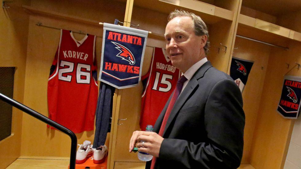 De assistente a todo poderoso em Atlanta