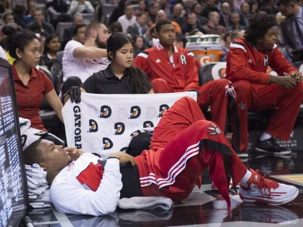 Será que Caboclo e Bebê vão conseguir jogar para valer com Lowry no Raptors?