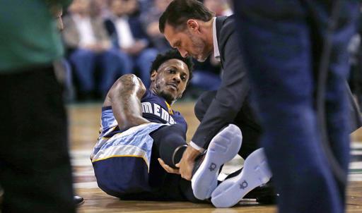 Chalmers estava jogando muito até sofrer grave lesão. Rogaram praga?