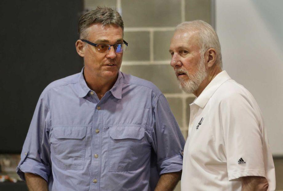 Buford e Pop vão abastecendo o elenco do Spurs. Com criatividade e pré-requisitos