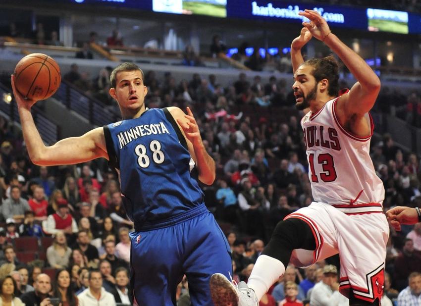 Bjelica tem o pacote técnico ideal para o stretch four que a NBA tanto cobiça