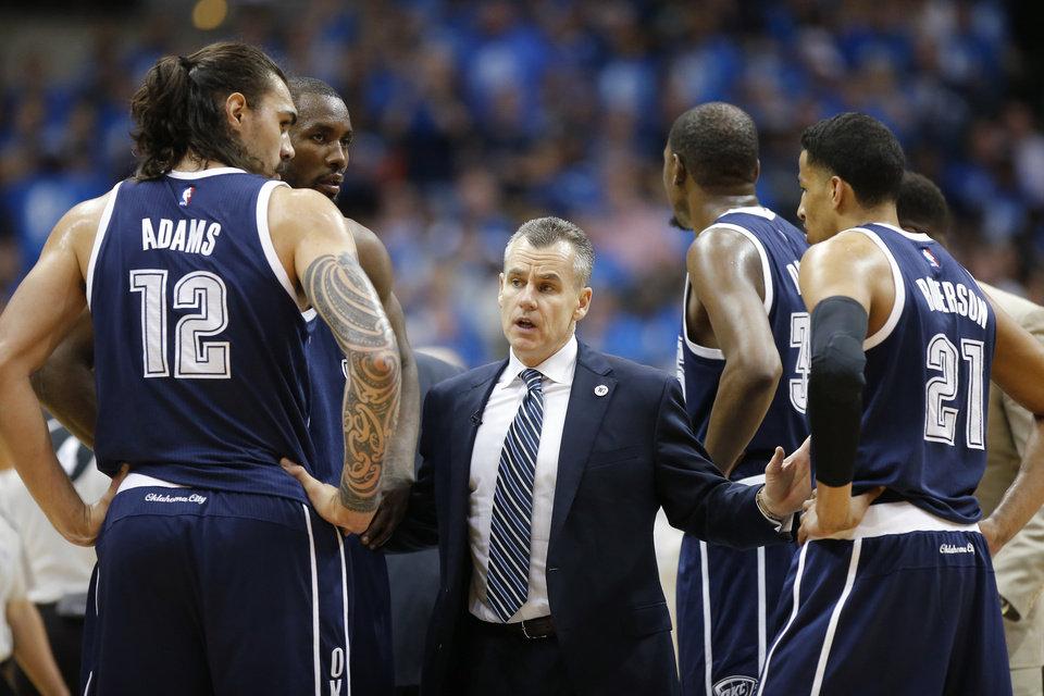 Donovan, ex-armador do Knicks, assume o controle em OKC