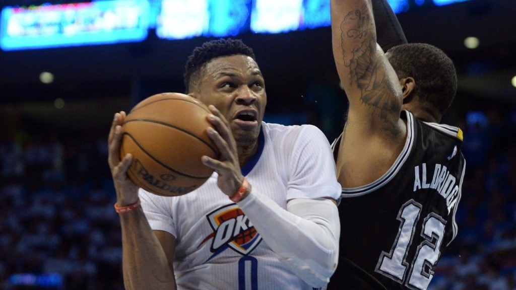 westbrook-contested-spurs-aldridge