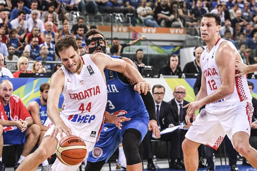 Bogdanovic anotou 24,2 pontos pelo Pré-Olímpicoem Turim