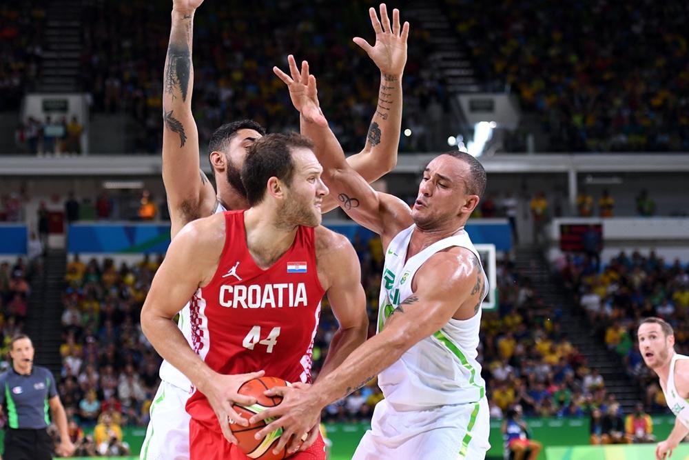 Bogdanovic quase não foi incomodado