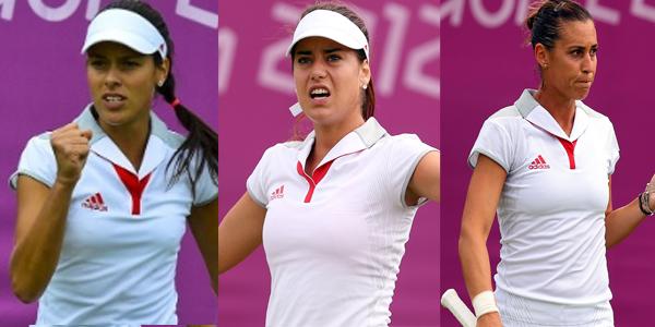 Salto Alto olímpico – 1º dia tem tenistas com vestidos iguais e bonitão de  gosto duvidoso. Comentários 2. UOL Esporte 8b25bf05fcf86