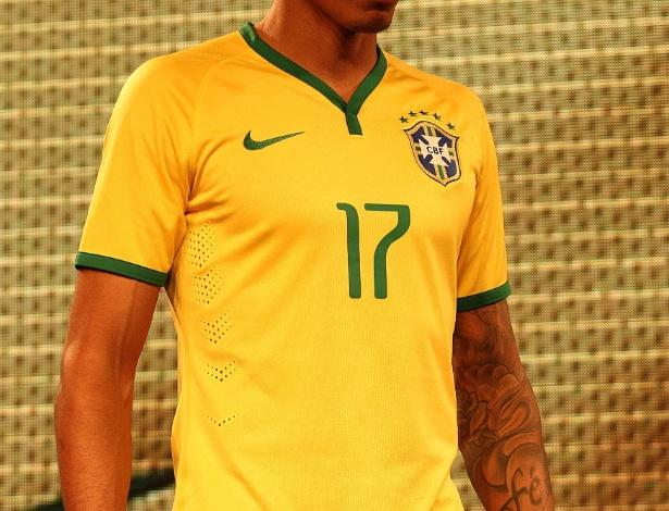 Você gostou da nova camisa da seleção brasileira  55f20d30a6e29