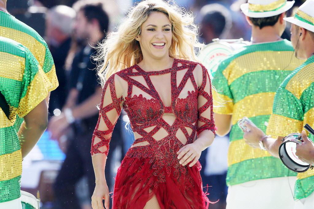 TV colombiana afirma que Shakira está grávida de 3 meses  mãe não confirma d87947377cf98