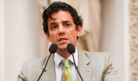Coelho, a única esperança de Aécio no Recife hoje. Foto: site pessoal