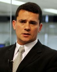 Sérgio Moro - em Brasília, para encontro da Ajufe. Foto extraída do jornalggn.com.br