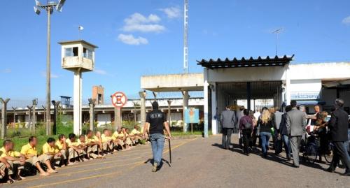 Entrada do complexo da Papuda. Foto: UOL