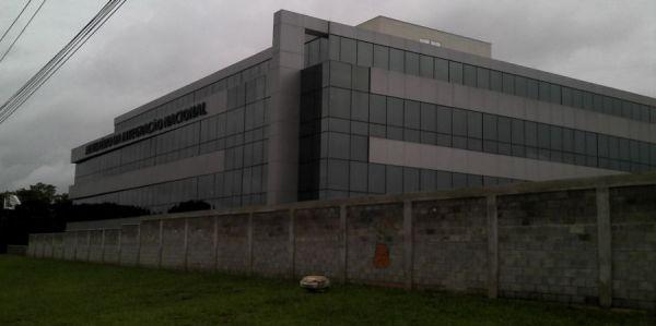 Edifício alugado para secretarias da Integração, na Asa Norte - Ministério já procura outro prédio da União.