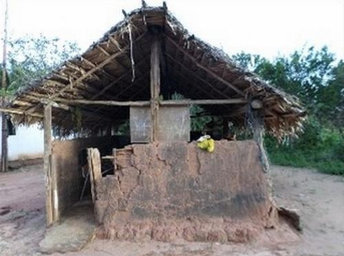 Escola Dom Manoel, no povoado Centro dos Toinhos, no município de Governador Niwton Bello. Foto: Divulgação