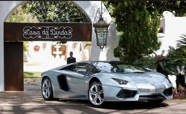 Collor escondeu Porsche e Lamborghini da Justiça