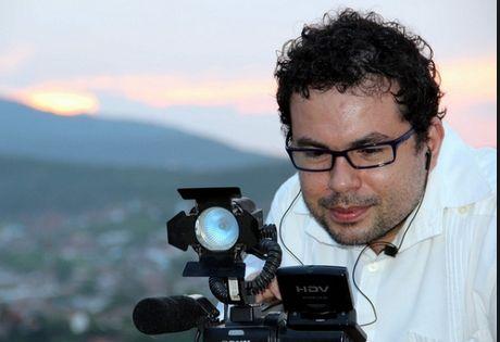 O cineasta baiano ganhou vitrine nas redes sociais com documentário sobre fuga do senador boliviano de La Paz. Foto: site pessoal