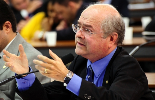 O deputado Kaefer - ele comanda comissão especial para debater o assunto. Foto: site pessoal