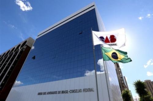 Sede da OAB em Brasília, onde atua a comissão que avalia pedido de impeachment.