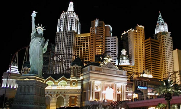 Ideia é copiar o modelo de Vegas - complexos gigantes com hotéis e shoppings