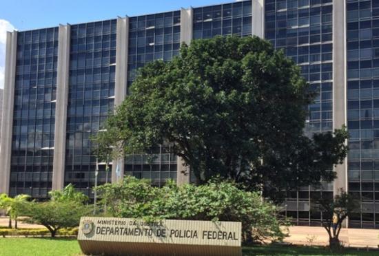 A sede da PF em Brasília. Mudanças à vista.