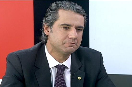 O deputado Fernando Monteiro, em primeiro mandato