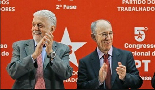 Jaques e Rui - eles se estranharam ao telefone sobre a situação de Lula