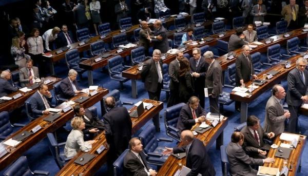 Plenário do STF - mais uma vez sobra para a Corte. Foto: UOL