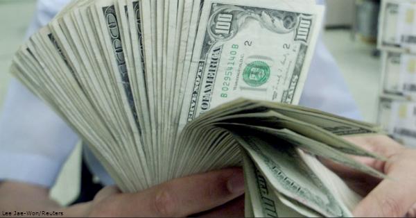 dolar Lee Jae-Won Reuters