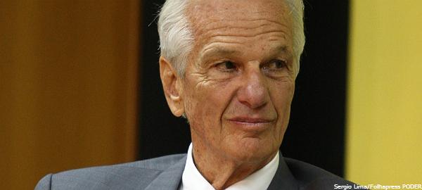 Jorge Paulo Lemann, o mais rico do Brasil, segundo a Forbes